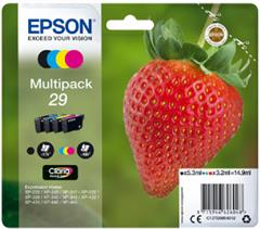 Inkoust Epson Multipack 4-colours 29 Claria Home Ink
