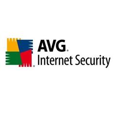 Software AVG Internet Security 3 lic., 2 roky, elektronicky