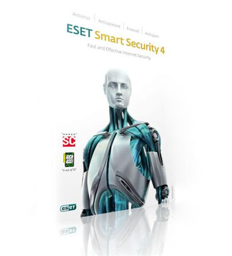Software Eset Update Internet Security pro MS Win-4 instal.+1rok UPD