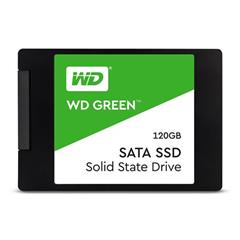 "SSD disk Western Digital Green 120GB, 2,5"", 3D NAND SATAIII, 7mm"