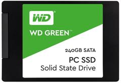 "SSD disk Western Digital Green 240GB, 2,5"", 3D NAND SATAIII, 7mm"